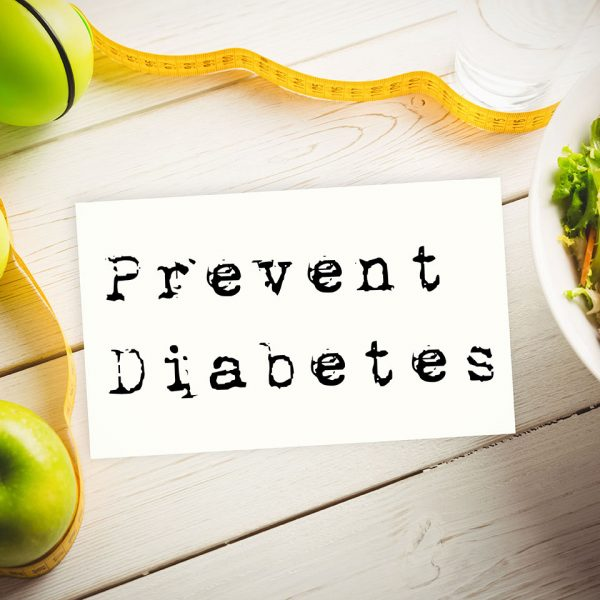 3 Ways to Prevent Diabetes